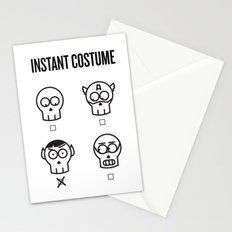 Instant Costume - Spock Stationery Cards