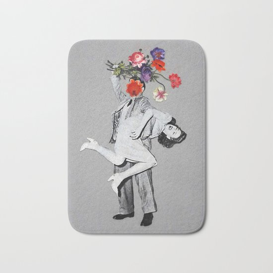 Romantic Savage Bath Mat