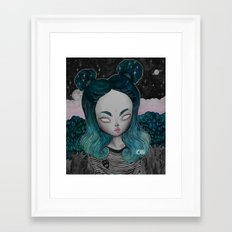 IGGY ★ STARDUST Framed Art Print