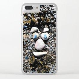 "EPHE""MER"" # 289 Clear iPhone Case"