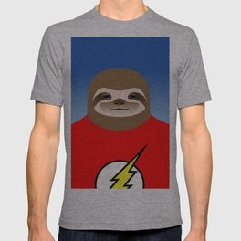 A SLOTH NAMED FLASH T-shirt