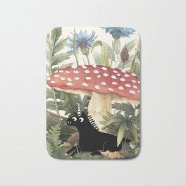 Tiny Unicorn Bath Mat