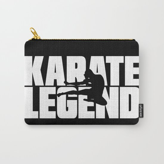 Karate Legend Carry-All Pouch