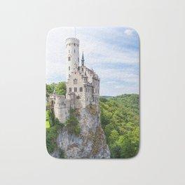 Lichtenstein castle Bath Mat