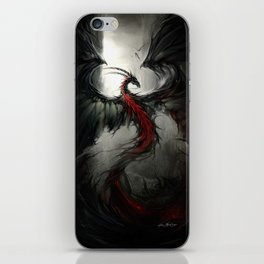 Møat-Tarvaa by Élian Black'Mor iPhone Skin