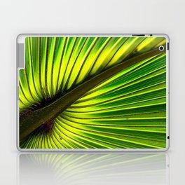 Green Burst Laptop & iPad Skin