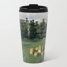 Survival Games - The Forest Travel Mug