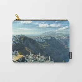 From Volcanic Ash To Beauty Carry-All Pouch