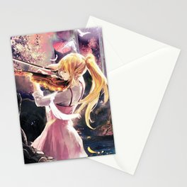 The Beauty of Sound Stationery Cards