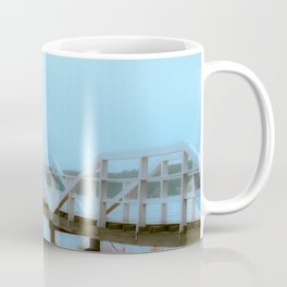 Doubling Point Kennebec River Bath Maine New England Lighthouse Soft Glow  Coffee Mug