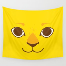 Little Lion Wall Tapestry