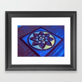 Pago Pago Blues DPG160608b Framed Art Print