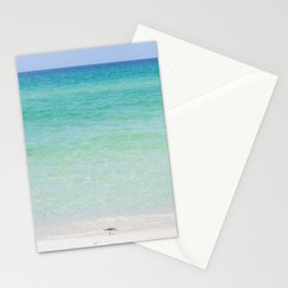 Layers of Blue Stationery Cards