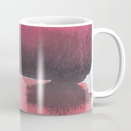 4 | 1903011 Watercolour Abstract Painting | Muted Colours Coffee Mug