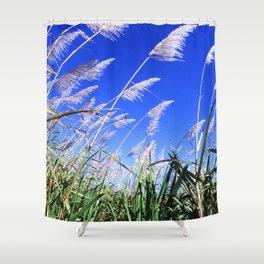 Sugarcane Field  Shower Curtain