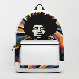 Jimi Hendrix Backpack