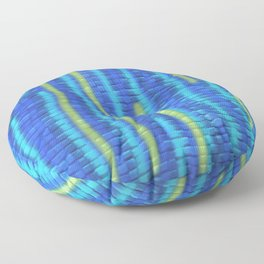 Summer by the Pool Floor Pillow
