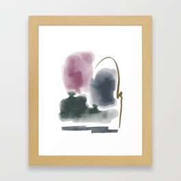 Introversion XI Framed Art Print