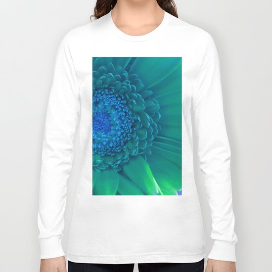 To Be a Different Kind of Flower Long Sleeve T-shirt