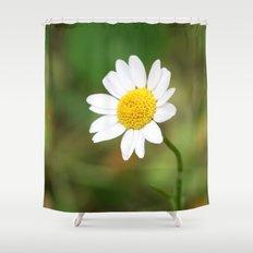 sweet daisy  Shower Curtain