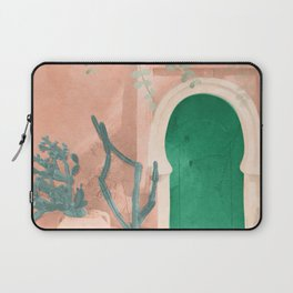 Green Door Laptop Sleeve