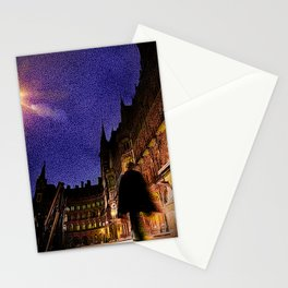Victorian London Architecture Stationery Cards