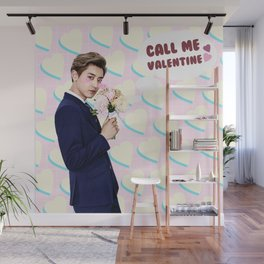 Call Me Valentine - Chanyeol Wall Mural