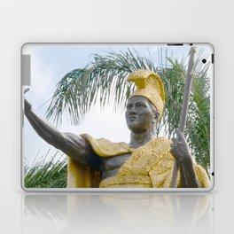King Kamehameha Laptop & iPad Skin