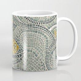mosaic fish Coffee Mug