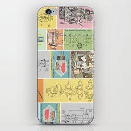 Magical Mechanics iPhone Skin