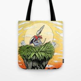 Gnobo at Dusk Tote Bag