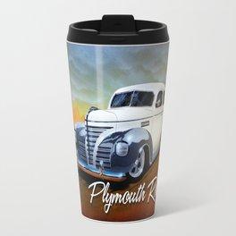 Plymouth Rocks Travel Mug