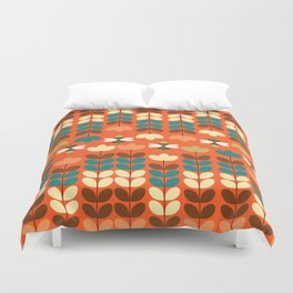 Happy workers Duvet Cover