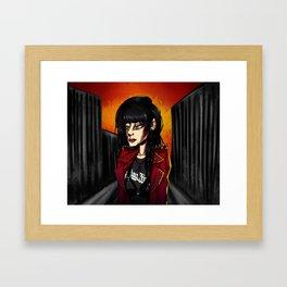 IDFGMOTT Framed Art Print