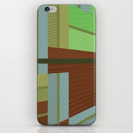 Bicostate iPhone Skin