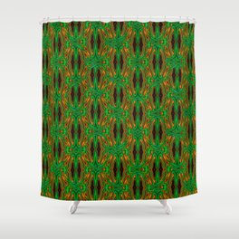 Great Nature Shower Curtain