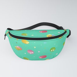Space Critter Fanny Pack