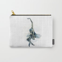 Aquarelle Ballerina 04 Carry-All Pouch