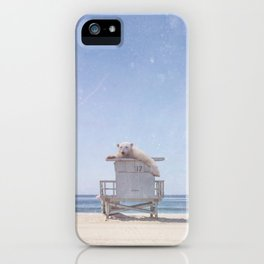 can't bear the melt iPhone Case