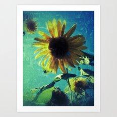 :: I Think Of You :: Art Print
