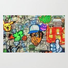 Pop Collage Rug