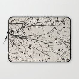 boughs pale Laptop Sleeve