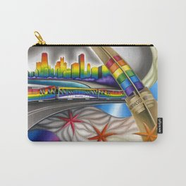 Windy City Pride Carry-All Pouch