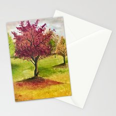 A little tree Stationery Cards