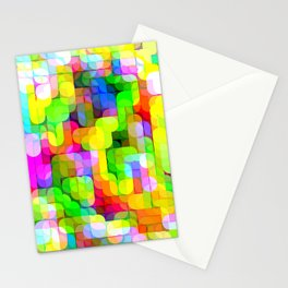 Re-Created Laurels IX by Robert S. Lee Stationery Cards