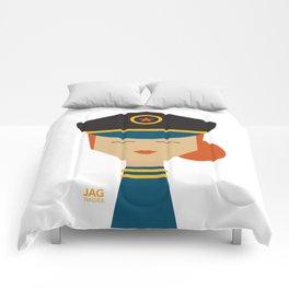 Pilot Comforters