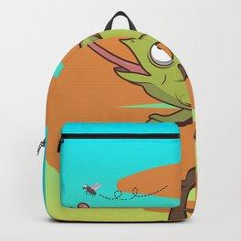 Lizard Colors Backpack