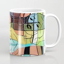 Bombshell Beauty of Art  Coffee Mug
