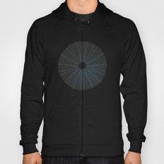Sea's Design - Urchin Skeleton (Black) Hoody