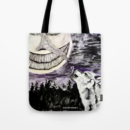 On The Full Moon Tote Bag
